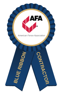 Blue Ribbon Contractors, Fence Consultants, West Michigan