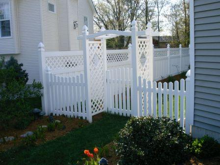 Build Maintenance-Free Fencing Fence Consultants