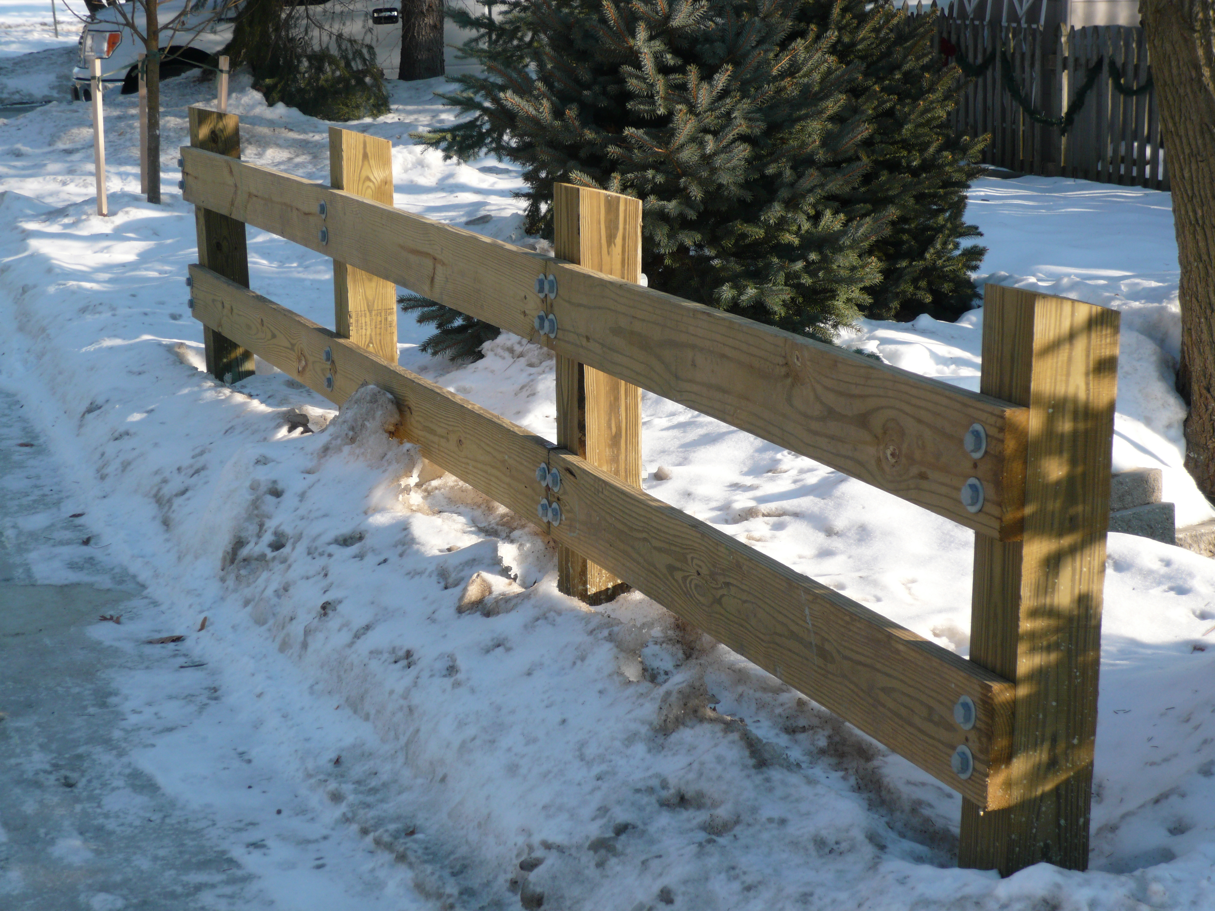 Guard rail fence consultants of west michigan