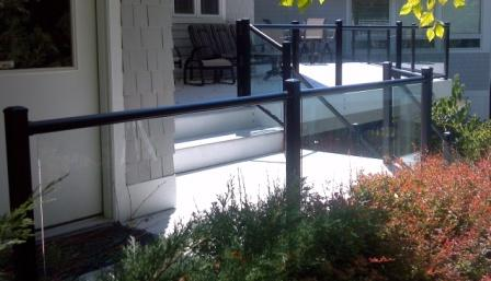 Glass Railing Fence Consultants Of West Michigan