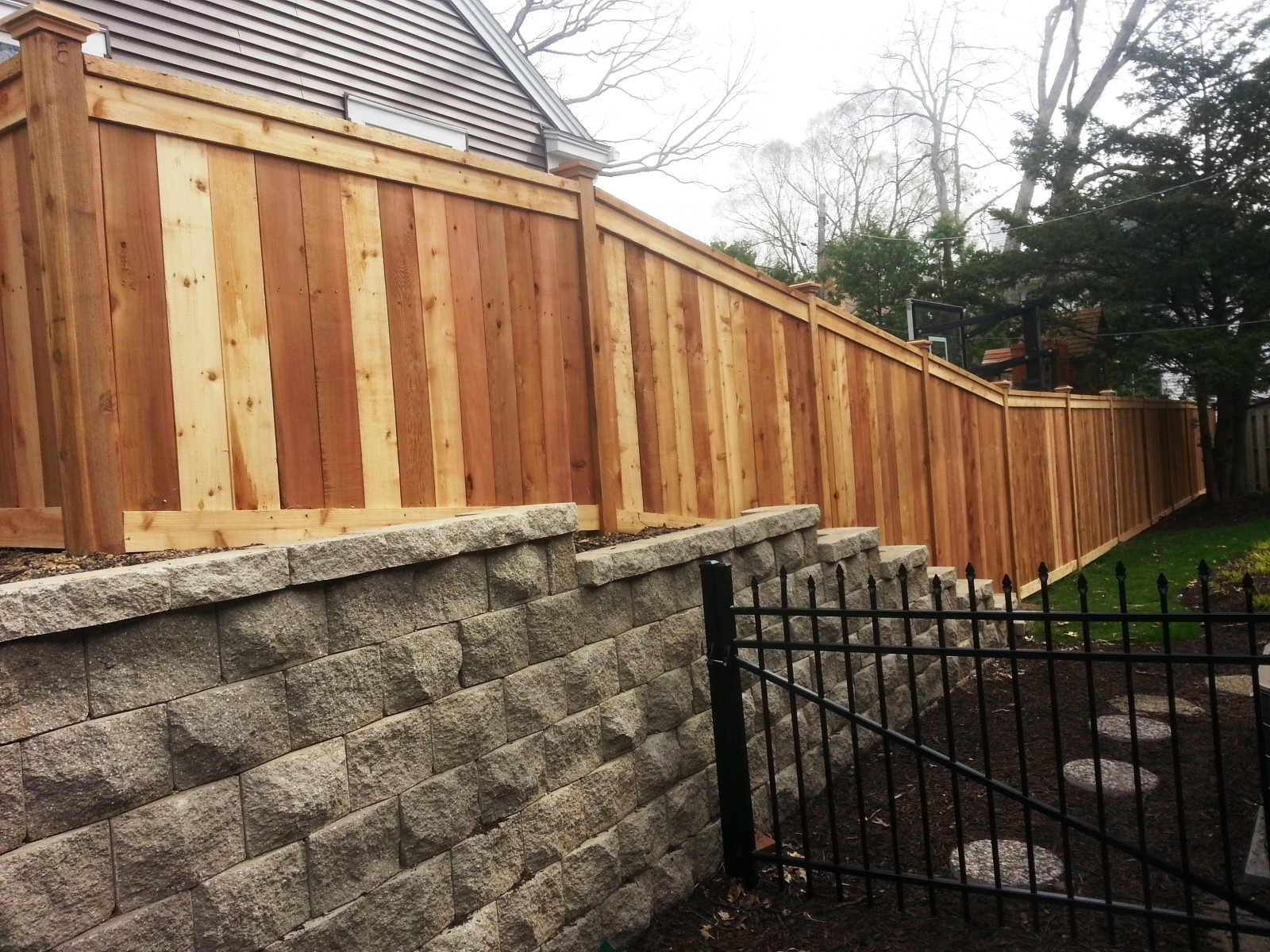 Wood fence consultants of west michigan