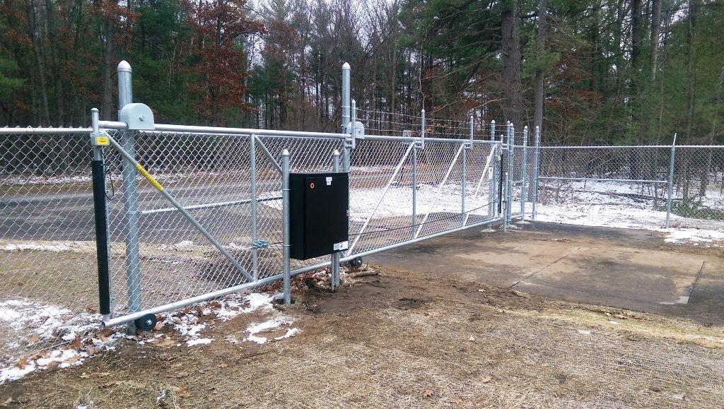 Gate Amp Access Control