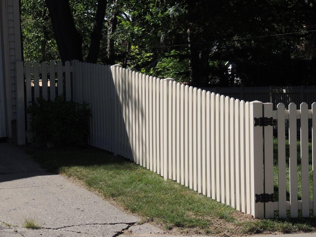 Vinyl fence post stiffener bing images