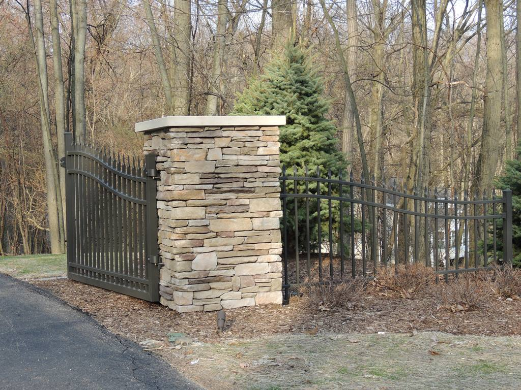 Gate access control fence consultants of west michigan