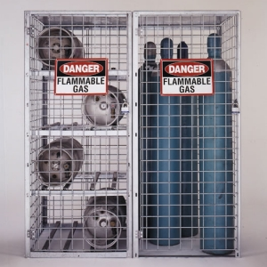 Photo for Welded Wire Partitions and Cages