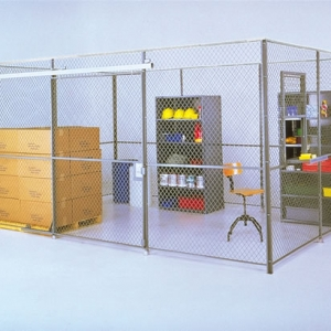 Photo for Woven Wire Partitions
