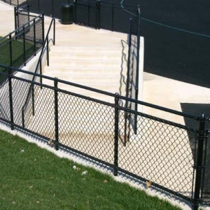 Photo for Chain Link Railing