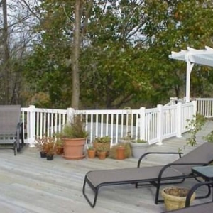 Photo for Vinyl Railing