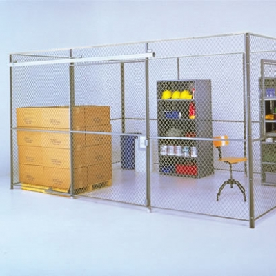 Wire Mesh Partitions, Grand Rapids, Holland, West Michigan