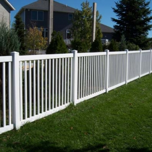 Photo for Vinyl Fence