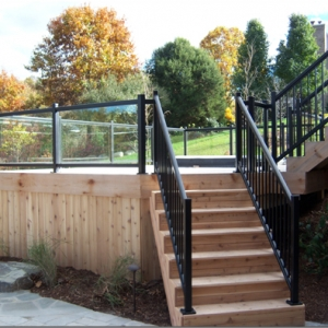 Photo for Glass Railing