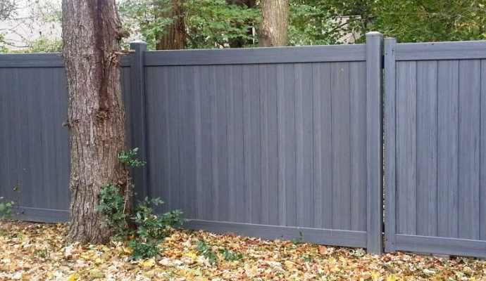 Photo for Vinyl Privacy Fence